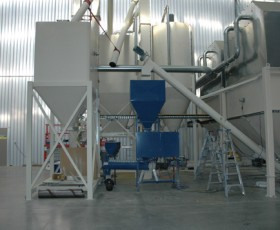 Seed Treating Plant 2