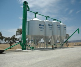 Bucket Elevator For Silo Filling